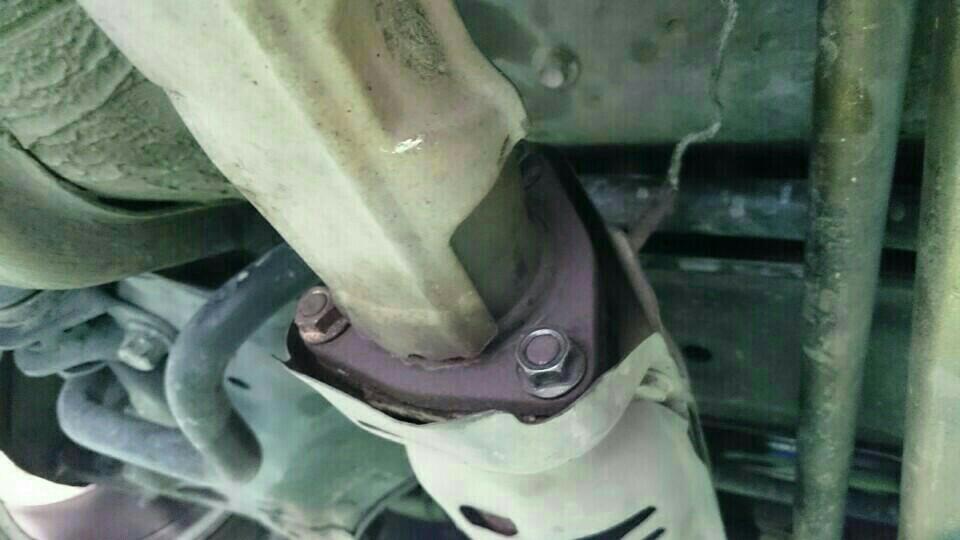 排気漏れMAX