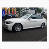BMW:E90にダブルスポーク225Mをお取り付け!FIT都筑店です(*'▽')
