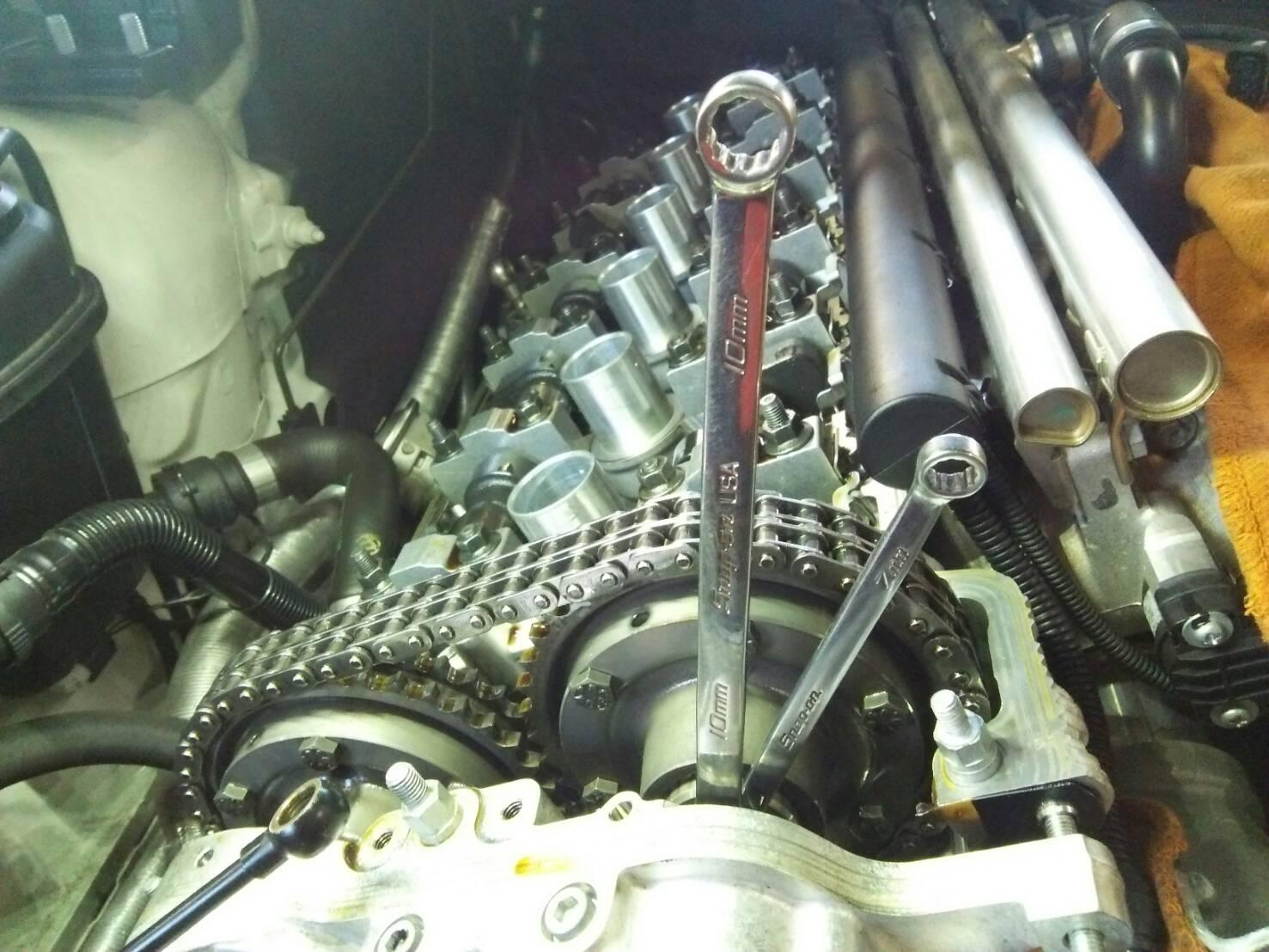 VANOSフィリスターボルト!!E46 M3