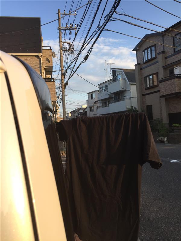 リアワイパーさようなら〜(o^^o)