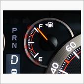 車高を下げてから、皆さんのおっしゃる通り光軸が下がってしまい夜間は本当に危なかったので、先輩方の整備手帳に習って光軸を調整しました。<br /> <br /> 燃料の量でライトのON・OFFの回数が決まります。<br /> <br /> 満タンなので5回ですね☆