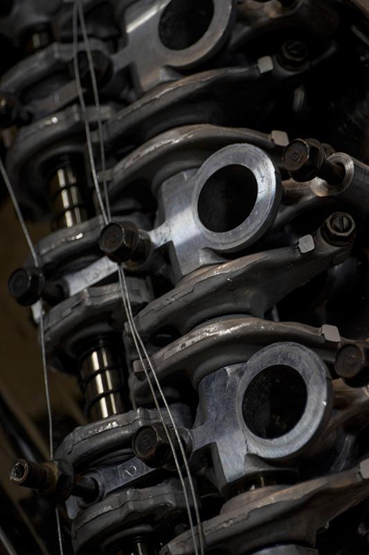 ホンダ・ビート Honda Beat E07A改 R2_0 エンジンヘッド Engine Head