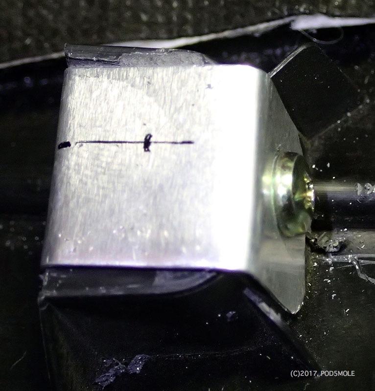 [VM4A]エンジンカバー修理
