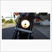 ヘッドライトユニット交換