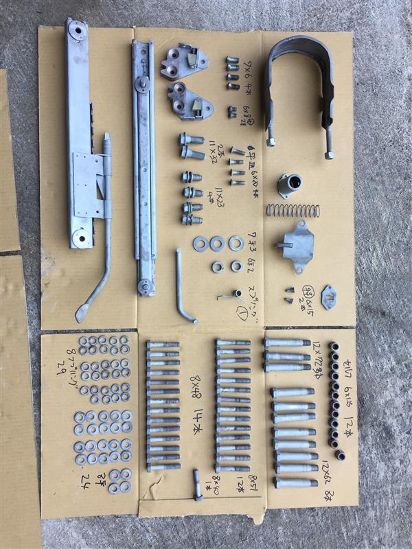 S800 エンジンオーバーホール ⑥