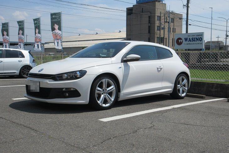 メンテナンス色々..VW シロッコ エアコンフィルターetc