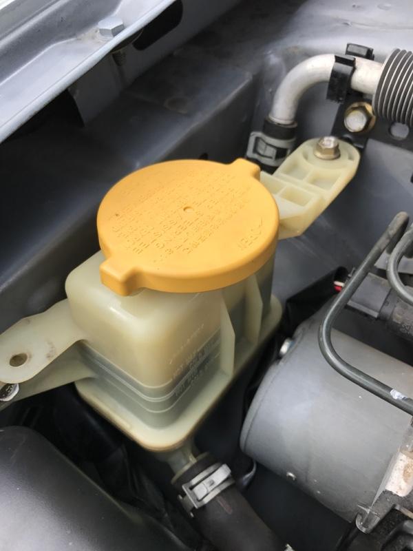 パワステポンプオイル漏れ修理 その2