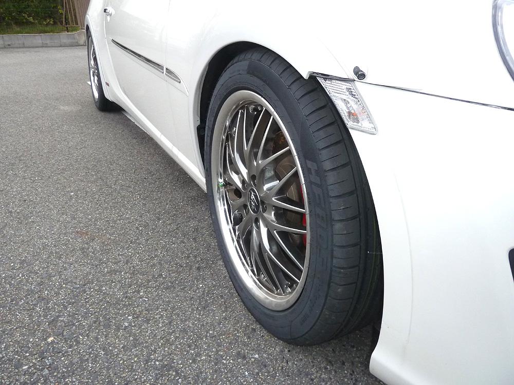 タイヤ交換  HIFLY HF805 205/50R17