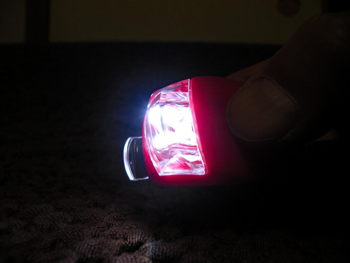 電池の確認