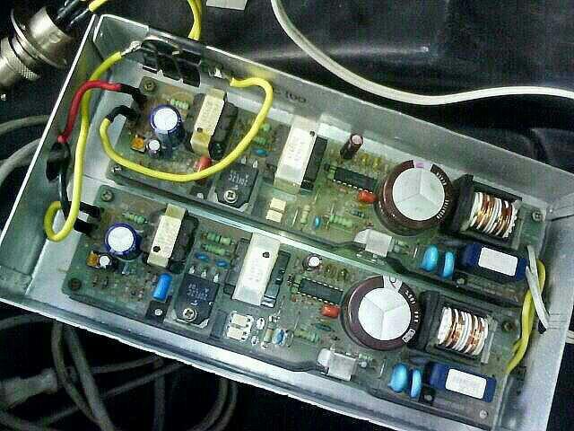 ヤマテ工業・ES600Ⅱ : (構想)鉛バッテリー充電器@中華(出力:48V等)