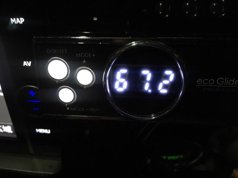 eco Glider GT+ 走行記録 1578★帰宅時・その2・街走り・Ver.3.02検証⑪