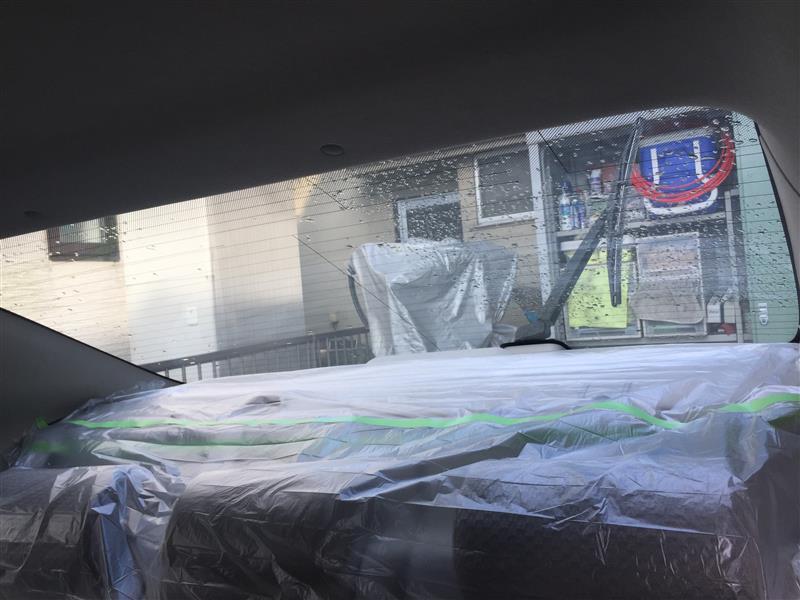 ウインドウフィルム & 洗車 10