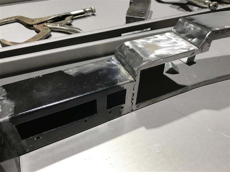メーター&電子機器取付け用台座~versionⅡ~ 製作②