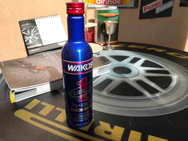 WAKO'S Fuel 1