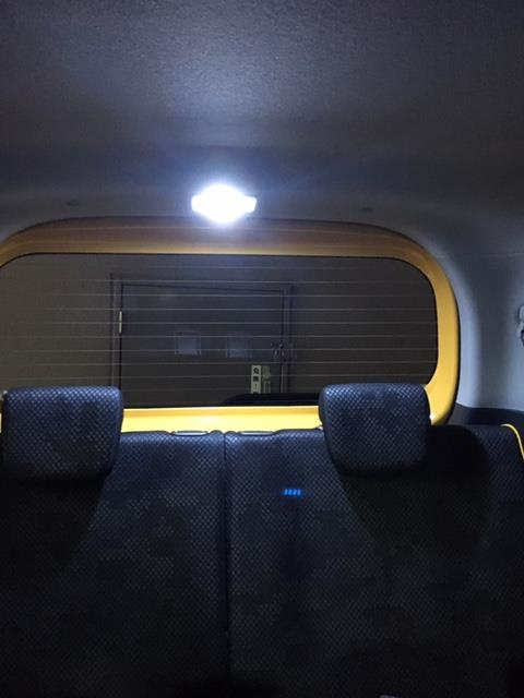 LEDルームランプSMD12連