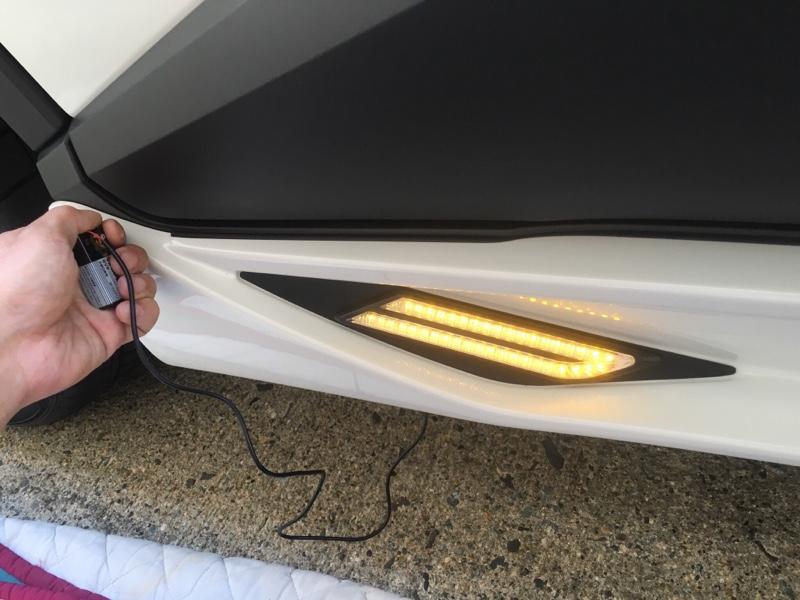 LEDマーカー