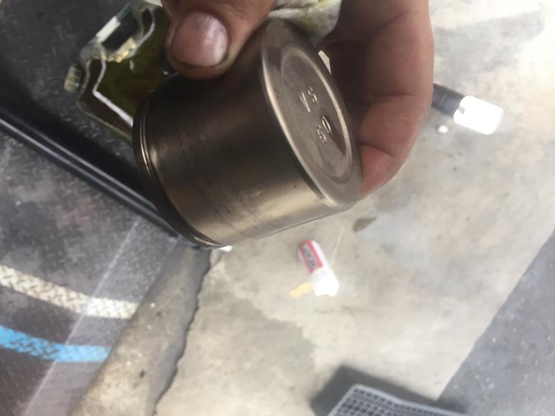 ミッションオイル漏れ修理