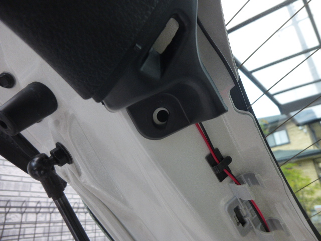 LEDカスタムラゲッジランプ VM レヴォーグ