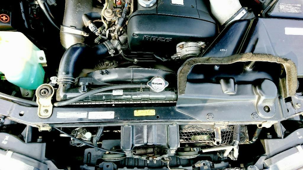 KOYORAD TYPE-R 銅3層ラジエーター+漏れ止め剤投入