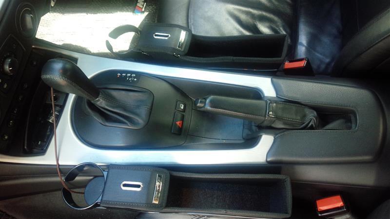Kmmotors ドリンクホルダーを装着