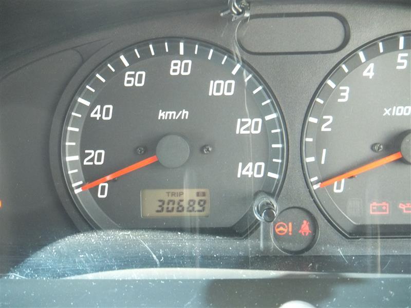 前回から3,000km走行のオイル交換(フィルター交換)