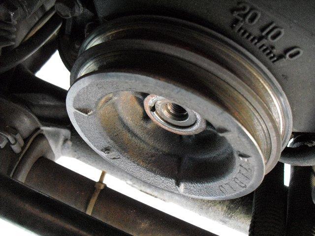 オイル漏れ修理、クラッチ交換、ついでにタイミングベルトも交換 その3