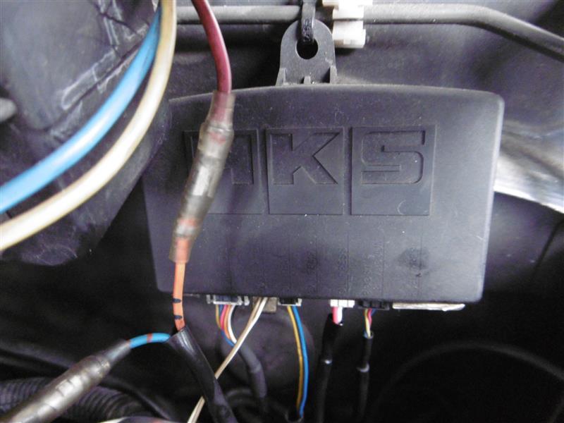 油圧センサーを取り付けてみた・・