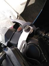 FZR250_3HX スマホホルダー取り付けのカスタム手順2