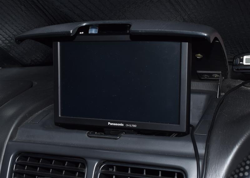 カーナビ Panasonic Gorilla CN-GL706D の取付