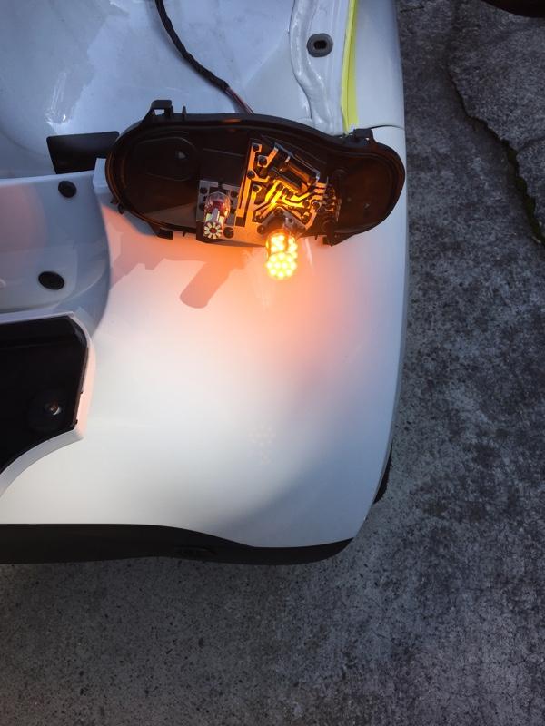 LED変更