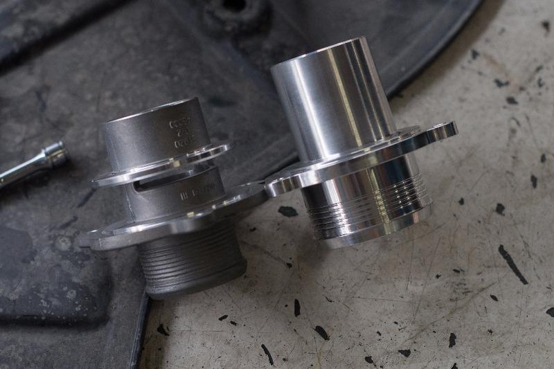 MQB 1.8TSI & 2.0TSI Turbo Discharge Pipe Kit