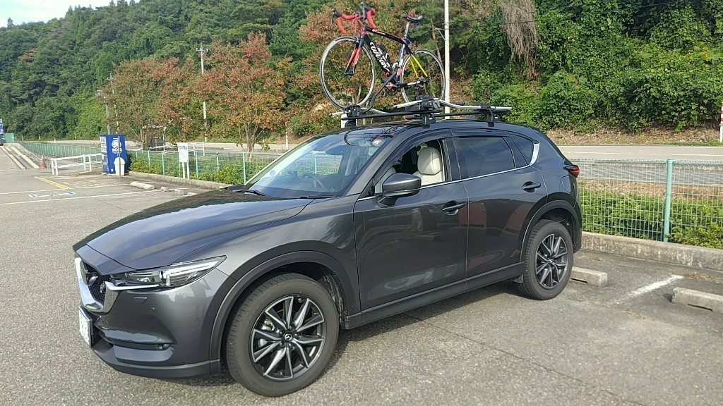 THULE ProRide591取り付け
