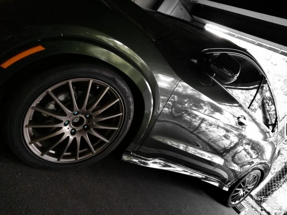 タイヤの梱包