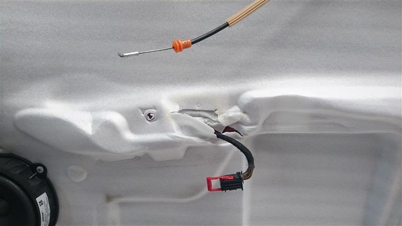 PWスイッチ周り樹脂ベトベト対策