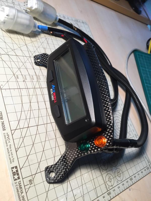 AC-1600メーターに交換