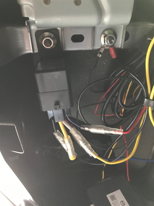 DRL enabler with self made circuitry