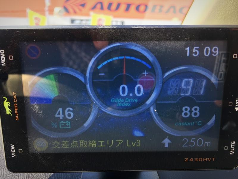 eco Glider GT+ 走行記録 1630★★志賀島・帰路