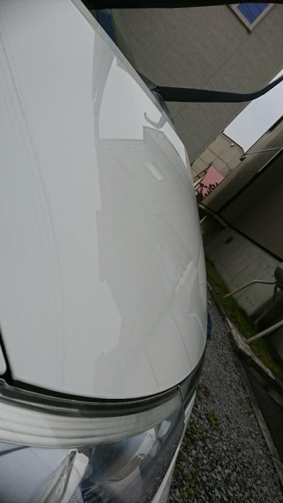 洗車、ワックスコーティング