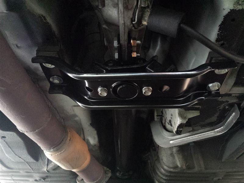 Gearbox Mounting Replacement