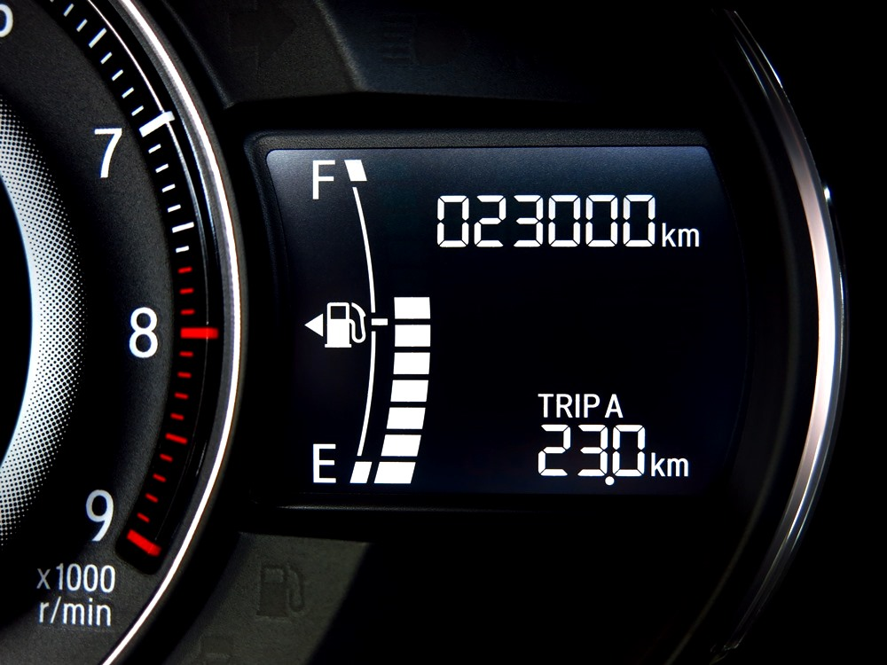 S660 23000Km キリ番GET!