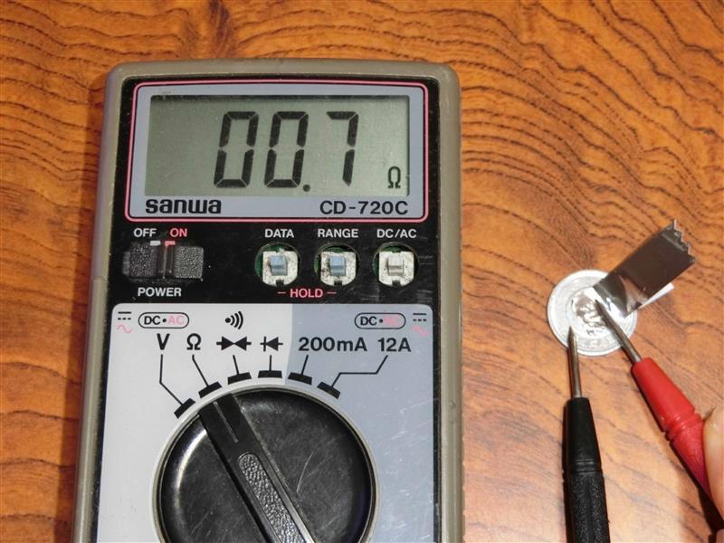 エンジンカバーのアルミテープを導電性に貼り替えてみました。