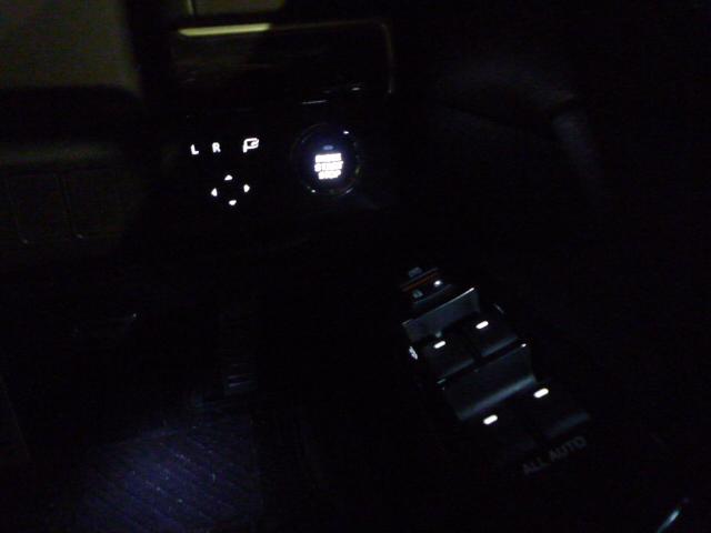N様の愛車~トヨタ マークX~車内エアコンパネル類LED打ち替え