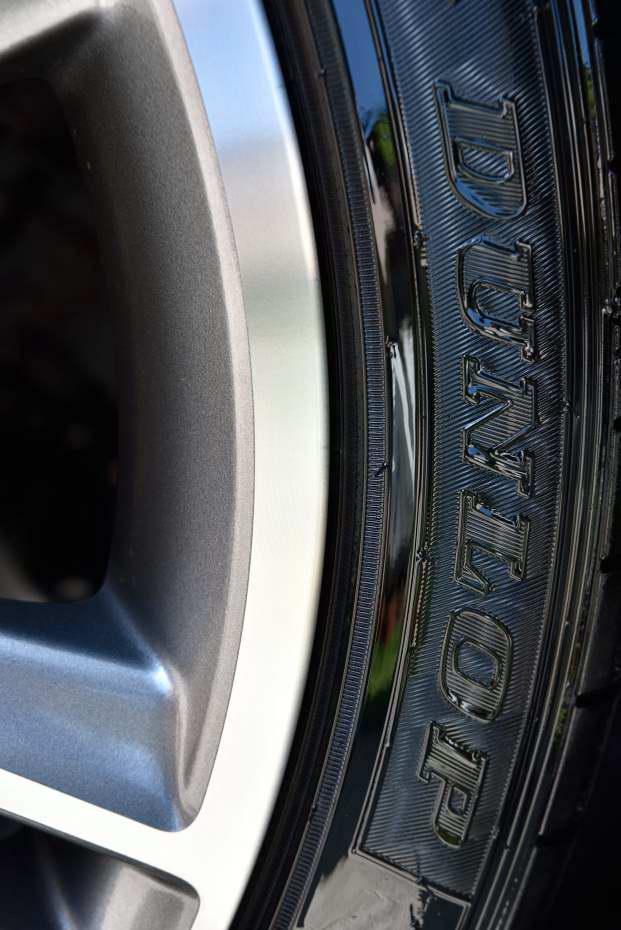 タイヤのコーティング