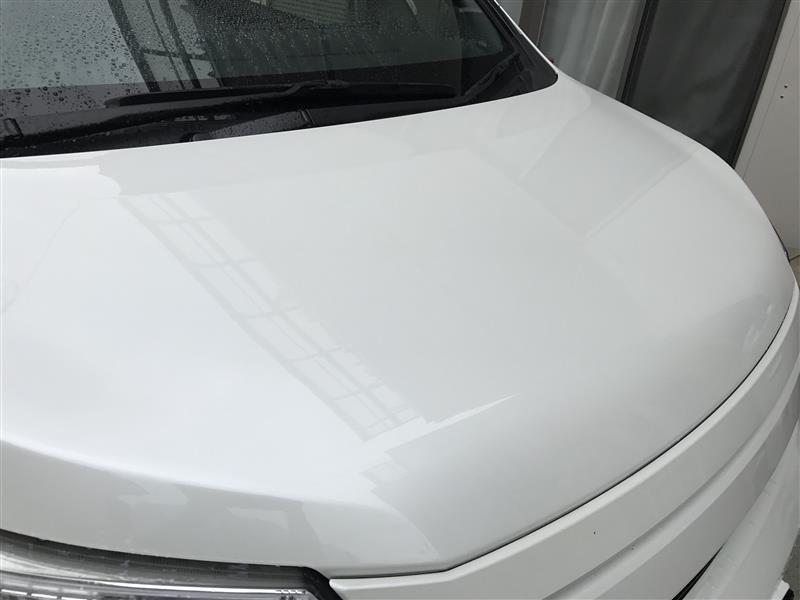 人生初洗車⁈