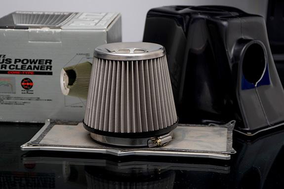 RSマッハ A01 NewハイパーエアクリーナーKIT(吸気BOX付)