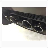 【Aventador SV】マフラー&フロントパイプ交換 後編の画像