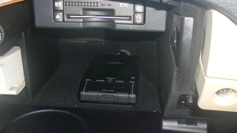 ドライブレコーダー導入