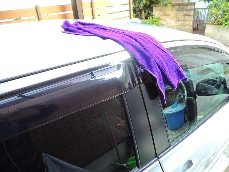 洗車( ^^)<<<<