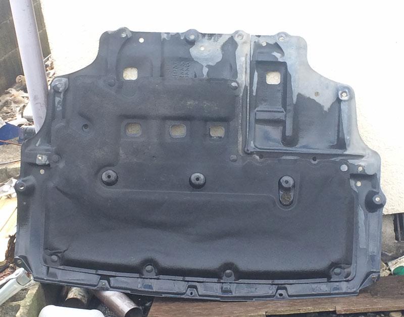 ラジエーターの漏れ修理