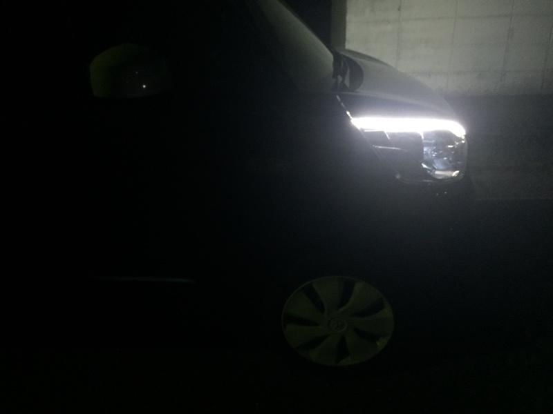 純正風LED